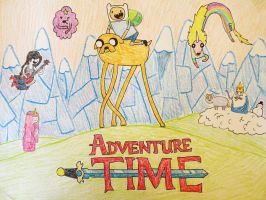 Adventure Time! by lemon-stockings