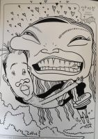 Love Caricature 8 by aaronphilby