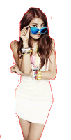 Sistar Bora PNG by Kpopified