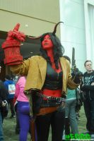 Hellgirl At ECC by BangBangNeko