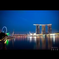 MBS Evening by Renez