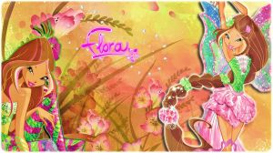 Winx Flora harmonix and Sirenix - REQUEST! by AlexaSpears1333