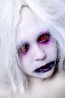 zombie dollie by rabidgirlscout