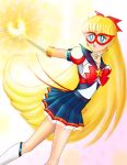 Eternal Sailor V - Crescent Flash 2 by mishihime