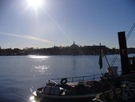 Stockholm City by walktothewater
