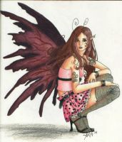 Punk Fae by Audriana