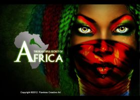 the beautiful secret of africa by M-AlJabarty