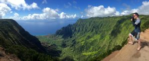 Kauai, Hawaii by IsacGoulart