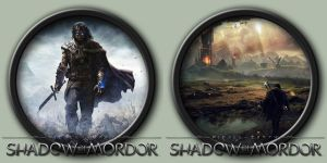 Shadow Of Mordor Icons by kodiak-caine