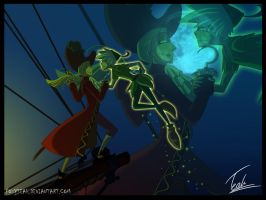 DP in Peter Pan by FoxyTeah