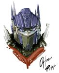Optimus Prime by CoolBlueX