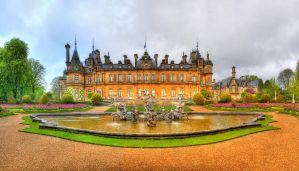 Waddesdon Manor 01 by s-kmp
