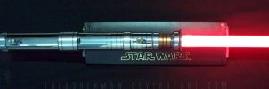Revan's (DS) Lightsaber by ThresherMaw
