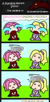 Sakura n Ino - The Windmill by Deadly-Sky-Dragons
