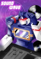 Soundwave - (Steam Request) by SuzyLin