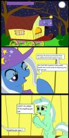 Lyra's wish, Trixie's revenge. by Evil-DeC0Y