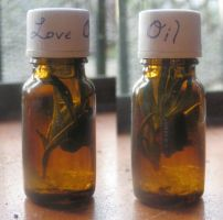 Magic Bottle - Love Oil by Izile