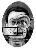 Salvador Dali by Stanbos
