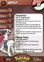 #493 Arceus (Rock) by PokemonCMG