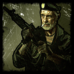 L4D 2 Bill Icon by L4D-4-Life