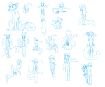 gdi so many charas by moonfeather8