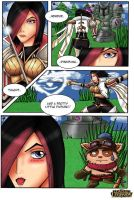 League Of Legends Comic by BOSHHIDO