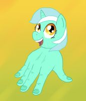 MLP FiM - Strangely obsessed with hands by Fadri