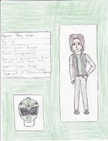 Project 3 Green Ranger by Jred20
