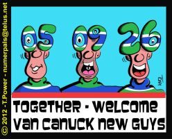 Welcome Canuck New Guys by tony-p-power