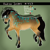 423 padro import sale - fracture mutation by KimboKah