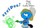 First Look: Aunty Stripes by NewportMuse