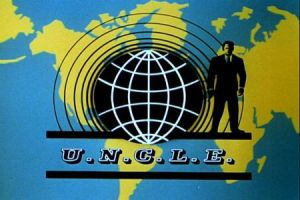 The Man from U.N.C.L.E. icon by morbiusx33