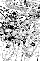 Spider-Man vs Venom 2 Inks by Atlas0
