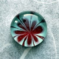 Flowerburst Bauble by green-envy-designs