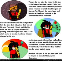 Vincent and the Tale by Wazy