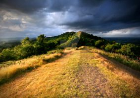 The Malvern Hills by ArwensGrace