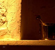 Motar and pestle by amiejo