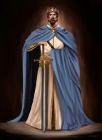 Concept - King Fadron by rodmendez
