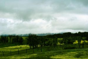 The Clouds Are Crying by ajphoto