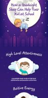 How Goodnight Sleep Can Help Your Kid(Infographic) by yasminsairah