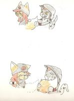 Why you dont pull a fox's tail by TheTater