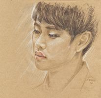 Kyungsoo by FrostMimosa