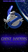 Ghost Janitors movie poster by CNCGB