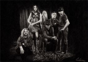 Nightwish by xXIvanaNWXx