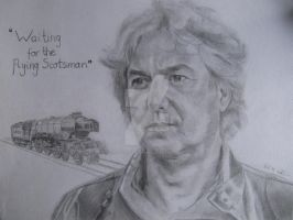James May Flying Scotsman by HollishFatVegan