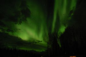 Northern Lights by CellThree