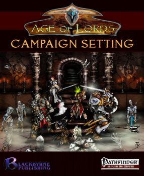 Age of Lords Capaign Setting Cover by grandanvil