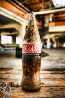 Coke At Factory by L-Yukan