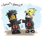 NARUTO: The Tobi-Dance by Aryn2108