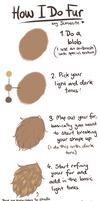 Fur tutorial by Jemanite